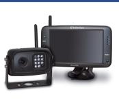 Überwachungskamera Luda trailerCam 5D - DIGITAL - Komplett Set Pferdeanhänger