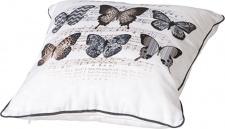 """MADISON KISSEN Zierkissen ,, Pillow"""" PIL7F186 Pillow 50x50 Cm Butterfly Tau"""