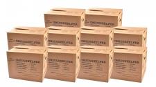 10x Umzugskartons 41x35x34 Umzugskisten Bücherkiste Archivkartons Transportbox