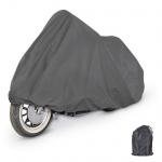 Motorrad Vollgarage Motorradgarage Schutzhülle Abdeckplane Abdeckung Roller Mofa