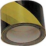 """MARKIERUNGSBAND Warnmarkierungsband ,, Super"""" 40002 60mm/66mtr/gelb Schw"""