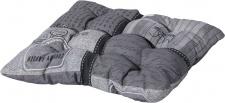 """MADISON KISSEN Zierkissen ,, Pillow"""" PIL3F304 Pillow 40x60 Cm Zeger Grey"""