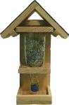 BOOMEX VOGELHAUS Silo-Futterstation 111 Silo 38x24x15cm