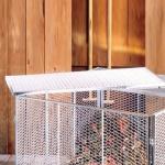 Kein Eintrag BRISTA Komposter-Zubehör 1125 Deckel Zu Silo 100x100