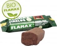 Flamax FM Biokaminscheit 19266 Kaminscheit Öko 0, 9kg