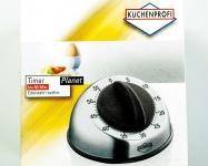 """Küchenprofi KP Timer ,, Planet"""" 10.0923.28.00 Edelst. Planet"""