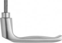 Dieckmann ALU-DRüCKERSTIFTTEIL Stiftteil Handform 3548/0000/02 10mm 3548 F2