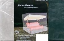 Abdeckhaube für Hollywoodschaukel 210 x 155 x 160 cm Schutzhülle Abdeckplane Witterungsschutz NEU