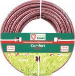 """Greentower GT Wasserschlauch ,, Comfort"""" Schlauch Comfort 3/4x25 Rot-grau"""