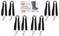 4 Paar Stiefelspanner Premium + Haken Schaftformer Stiefelformer Schuhspanner