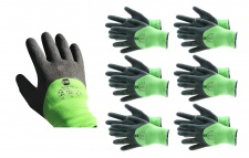 RECA Thermo Plus Arbeitshandschuhe 6x Gr.11 Winterhandschuhe Schutzhandschuhe