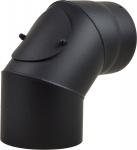 Homestyle Premium BOGEN Senoth 90 Schwarz 150mm M.tuer