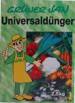 Grüner Jan Universaldünger 2, 5 kg