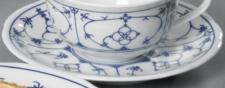 TEE-UNTERE Teeuntere 15cm Tallin Indblau