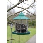 Vogelfutterhaus Vogelfutterspender Vogelfutterstelle Futterstation Futterspender