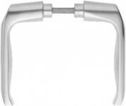 Dieckmann ALU-DRüCKERPAAR Zimmertürdrücker 3575/0000/02 8mm 3575 F2