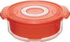 "rotho ROT Steamer ,, Micro Clever"" 1737402792 Micro.-behaelter 1, 4l"