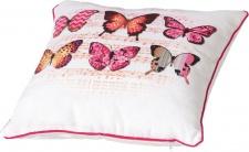 """MADISON KISSEN Zierkissen ,, Pillow"""" PIL7F187 Pillow 50x50 Cm Butterfly Fuc"""