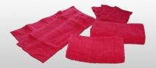 BIG Pack Handtuchset 7tlg. Frottee in diversen Farben