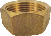 GREEN TOWER GT Verschlusskappe Kappe Messing 1/2 Ig Sb