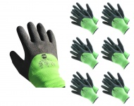 RECA Thermo Plus Arbeitshandschuhe 6x Gr.10 Winterhandschuhe Schutzhandschuhe