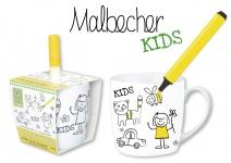 """BON BOX by Michael Fischer BECHER DIY ,, Kids"""" 59495 Kids Mit Stift"""