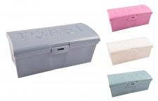 Toastbrotbox Brotkasten Sandwichtoastbox Brotdose Aufbewahrungsbox Vorratsdose