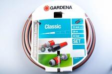 Gardena GARD Classic Schlauch-Set 18008-20 Schl. 20m 1/2 Arm.18008