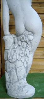 Frauenskulptur für Garten , weiß , frostsicher! - Vorschau 4