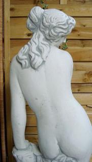 Frauenskulptur für Garten , weiß , frostsicher! - Vorschau 5