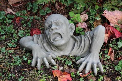 Zombie Für Den Garten Balkon Kaufen Bei Steinfiguren Horn