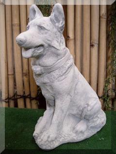 Schäferhund für den Garten & Balkon