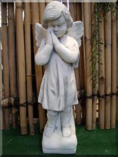 Engel, betend für Garten, Balkon & Friedhof frostsicher !