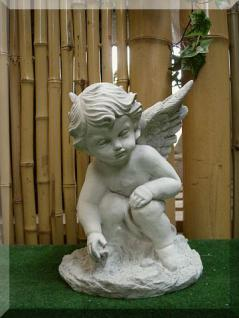 Engel, gebückt für Garten, Firedhof & Balkon