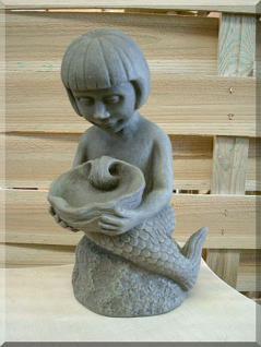 Meerjungfrau klein zur Dekoration
