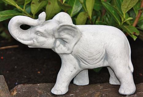Elefant für Garten & Balkon