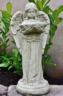 Steinfigur Engeltränke Garten Terrasse Engel Kaufen Bei