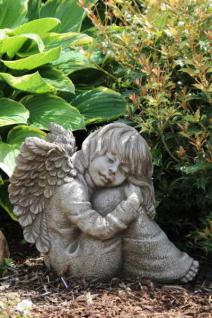 Steinfigur Engel Eva Garten Terrasse Engel Kaufen Bei