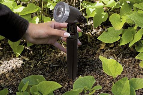 LED-Strahler Set, Gartenbeleuchtung, wasserfest bis zu vier (4) Meter Tiefe - Vorschau 2