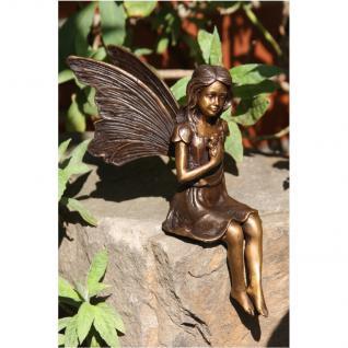 Bronzefiguren Fee, Figur aus Bronze