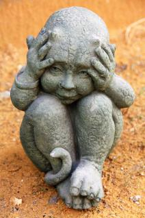 Gloomy für Garten & Terrasse / Gargoyle / Troll / Steinfigur