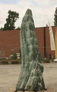LAPPLAND MONOLITH groß ca. 255 kg DEKOSTEIN FINDLING NATURSTEIN FROSTFEST W-005