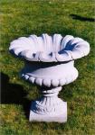 Steinfigur Amphore 55 cm hoch