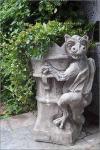 Kamindrache für Garten & Terrasse