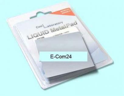 Wärmeleitpaste Liquit MetalPad für CPU GPU PC