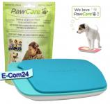 PawCare® Medium Container inkl. 185 Gramm in blau und 1x Refill 185 Set (Pfotenpflege) Paw Care