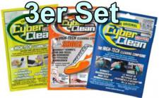 Cyber Clean / Inside Shoes / Cars / High Tech Reiniger 3er Zip Pack (Cyberclean)
