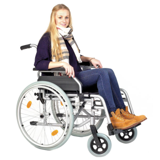 Rollstuhl Aluminium