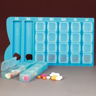 Medikamenten Wochendispenser gross