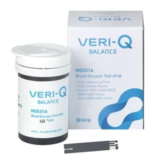 VERI-Q MULTI Teststreifen Glucose, 50 St.